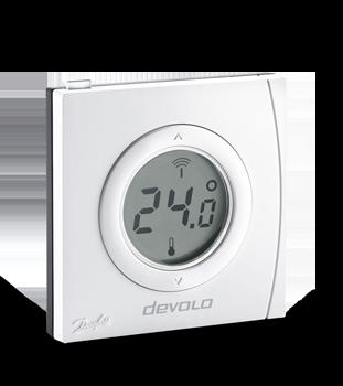 devolo Home Control Kamerthermostaat