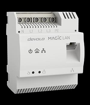 devolo Magic 2 LAN DINrail
